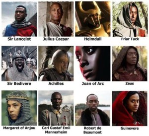 If Black People Don't Speak Out Against Blackwashing, It's Going To Have Dire Consequence On Their Mind, Image & Legacy!