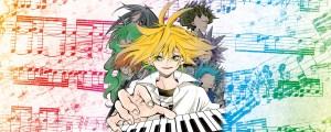Mapollo 3's PPPPPP Manga First Impression – A VERY Peculiar Music Manga