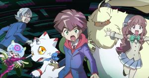 Digimon Ghost Game Anime First Impression!