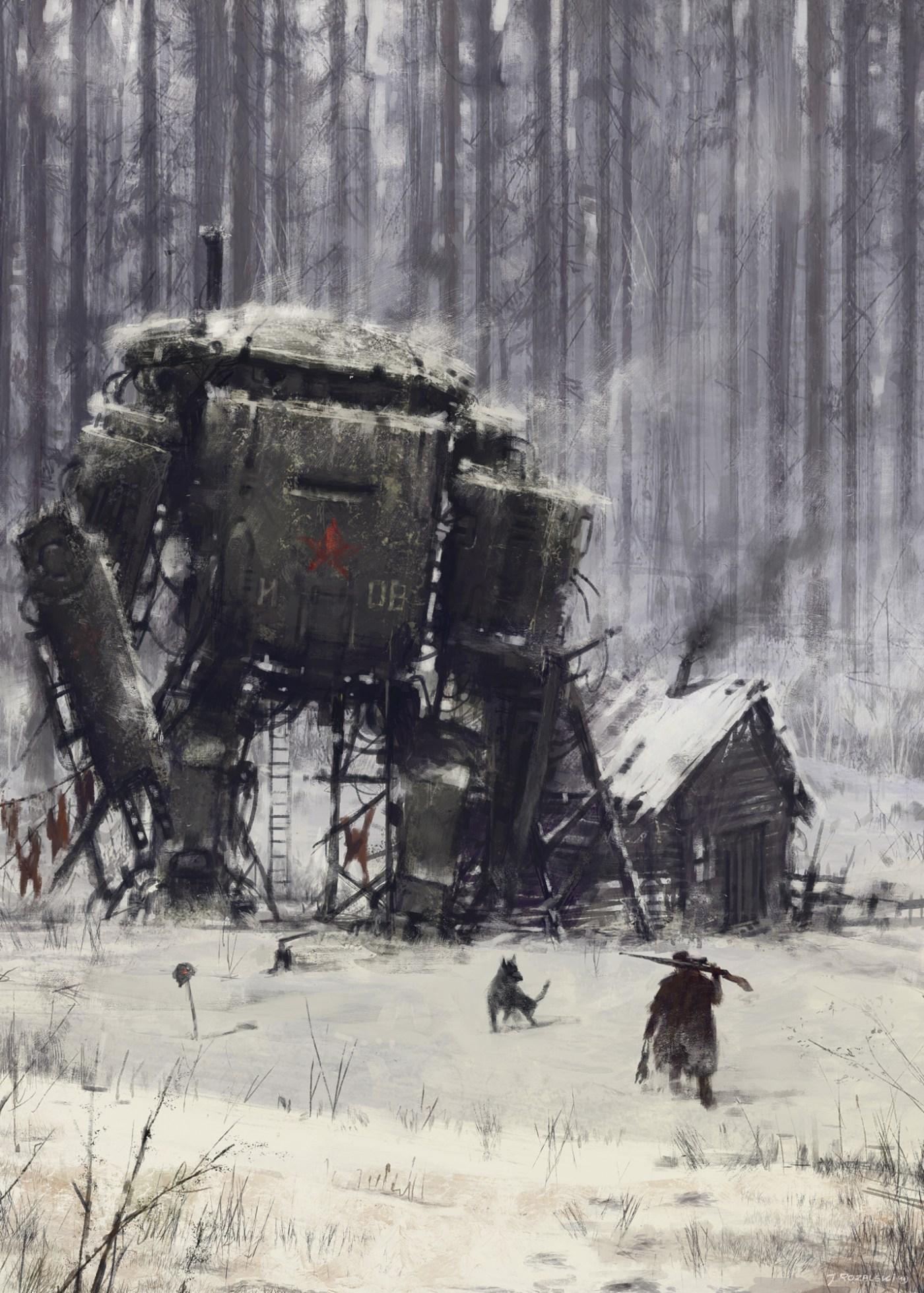 Retired Veteran Digital Painting (2014)
