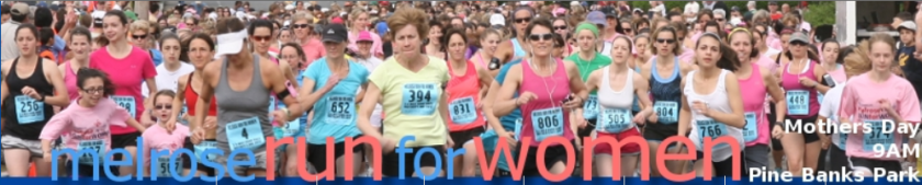 Mother's Day Race, melrose 5K race directory