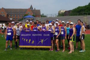 relay, mile, tufts
