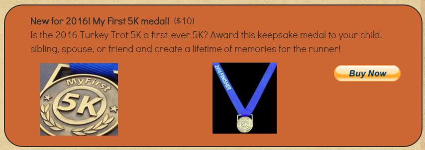 fundraising, race medals, my first 5k