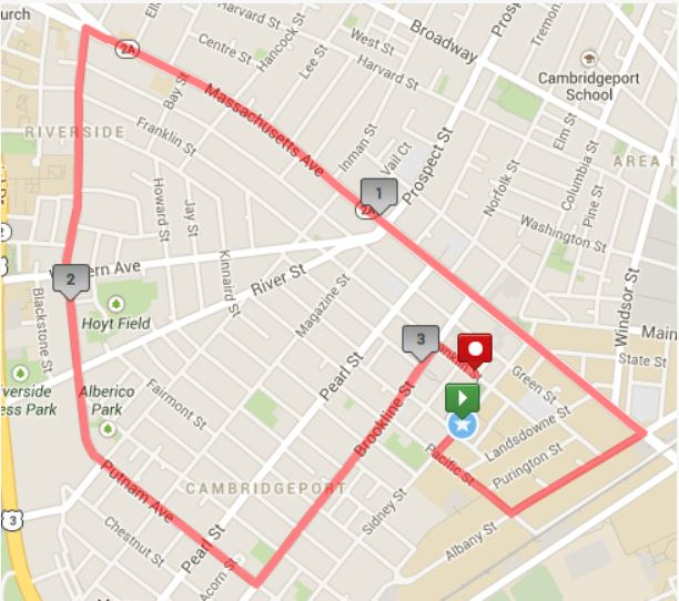 Cambridge winter classic, Cambridge running, Fall 5K races