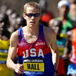 ryan hall, boston marathon training