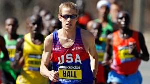 boston marathon training, training day with ryan hall