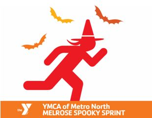 Running the Melrose Y Spooky Sprint 2016