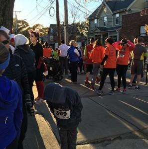 Spooky Sprint 5k, 5k race