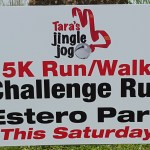 Taras Jingle Jog, Estero 5k race