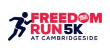 Freedom Run 5K at Cambridgeside