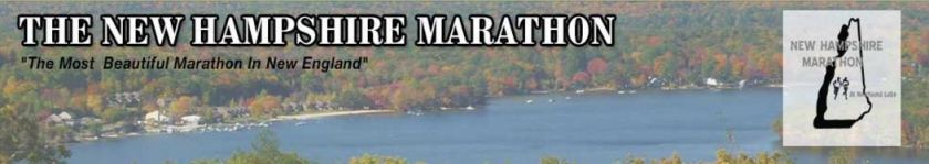 new hampshire marathon, fall marathon