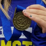 races with medals, 5k medals