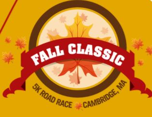 Cambridge Fall Classic 5K 2017