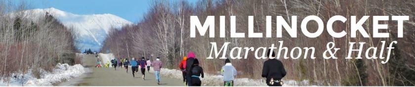 Millinocket Marathon, New England Marathon, Maine marathon