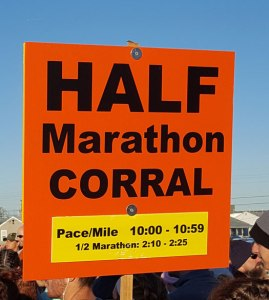 Smuttynose Rockfest Half Start, new hampshire half marathon