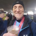 Notch Brewing, Cambridge Half Marathon 2017, Andy Nagelin