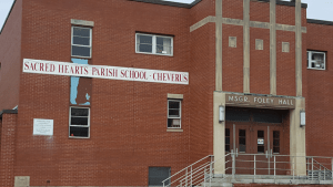 Malden Rotary Road Race 2018, Cheverus School