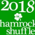Medway Shamrock Shuffle, St. Patrick's Day 5K