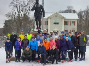 Boston Marathon training, Hopkinton MA