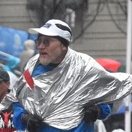 Boston Marathon 2018, marathon running