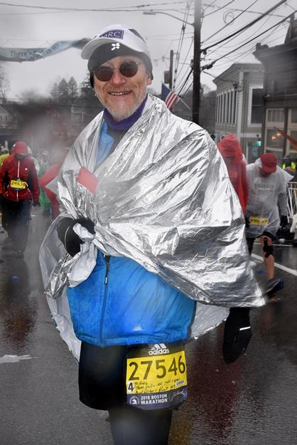My 2018 Boston Marathon Experience, Marathon Running