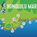 Honolulu Marathon Course Map, Hawaii Marathon
