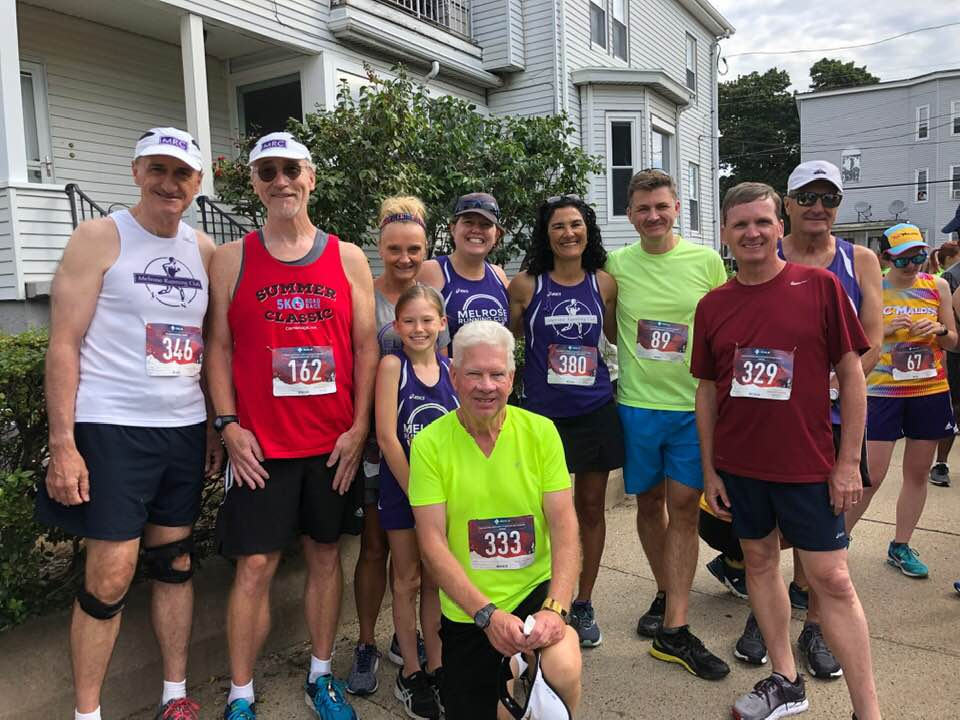 2019 Malden Irish American Road Race