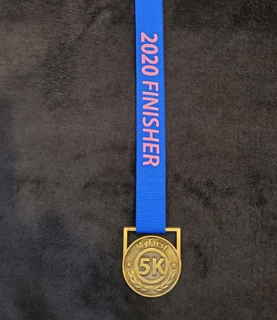5k running medals for first time runners, running award