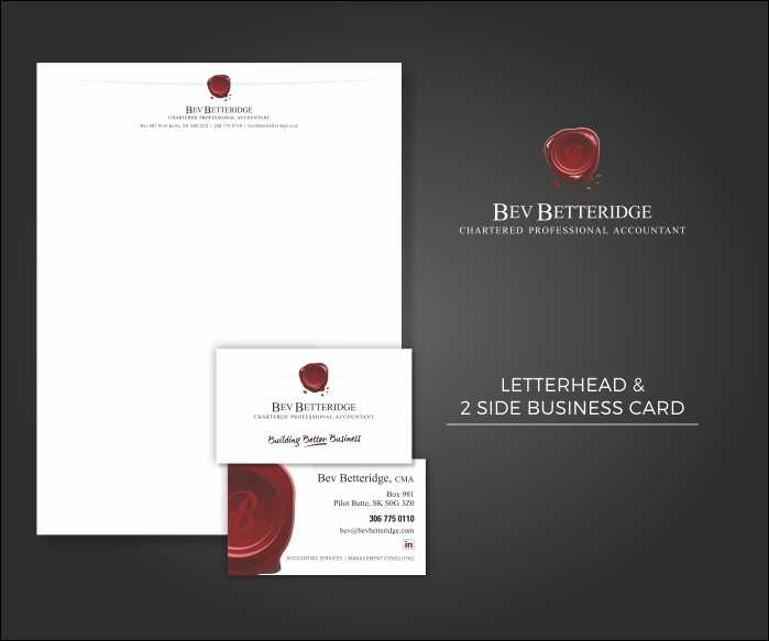 Regina Business Cards