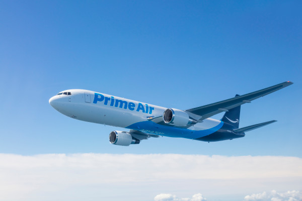 Amazon expands air cargo fleet with 15 more planes, will have 70 planes by 2021 | TechCrunch