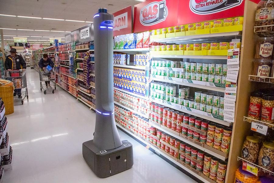 Robots and Retail Go Together Like Zeros and Ones | Chain Store Age