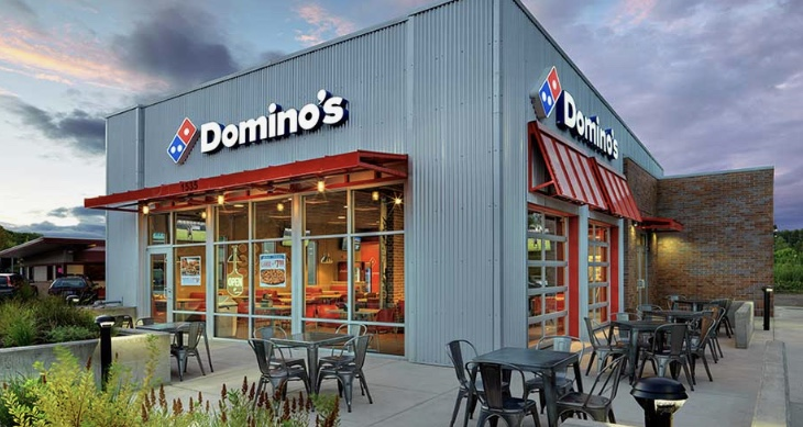 Domino's plans new store openings, Google launches mobile video shopping, Starbucks will let loyalty members pay in new ways, Best Buy online sales rise