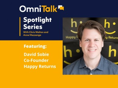 David Sobie of Happy Returns on the Omni Talk Spotlight Series