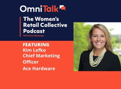 Kim Lefko on the Women's Retail Collective Podcast