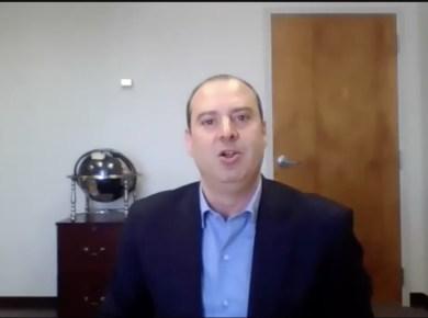 Jonah Ellin, Chief Product Officer 1010data