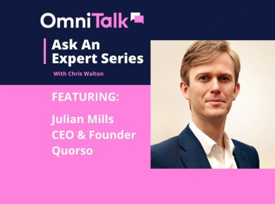 Omni Talk Ask An Expert Podcast with Julian Mills, CEO Quorso