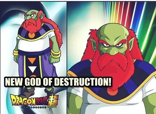 New God of Destruction