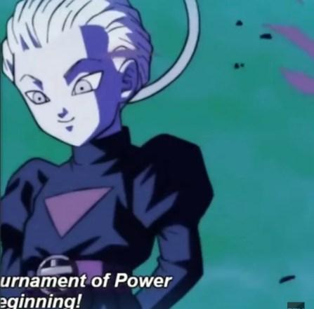 Dragon Ball Super Grand Priest