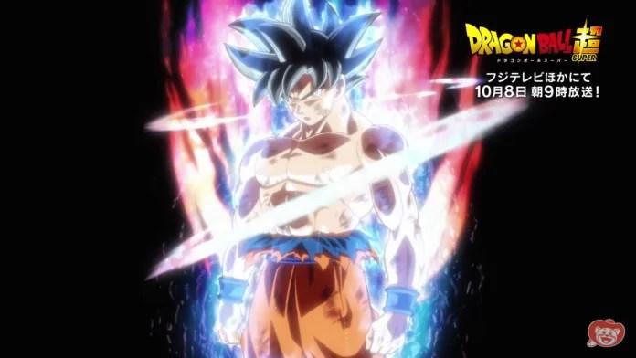 Goku new form