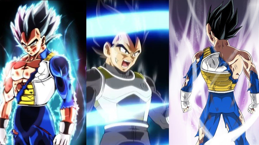 Will Vegeta get a new form following Goku? Excited?