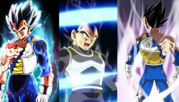 Will Vegeta Get A New Form Following Goku Excited