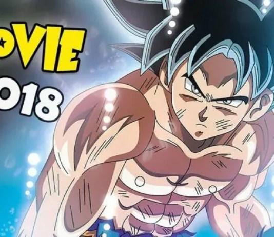Dragon Ball Super movie 2018