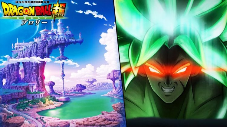 Dragon Ball Super: Broly Movie Confirms A Whole New Planet