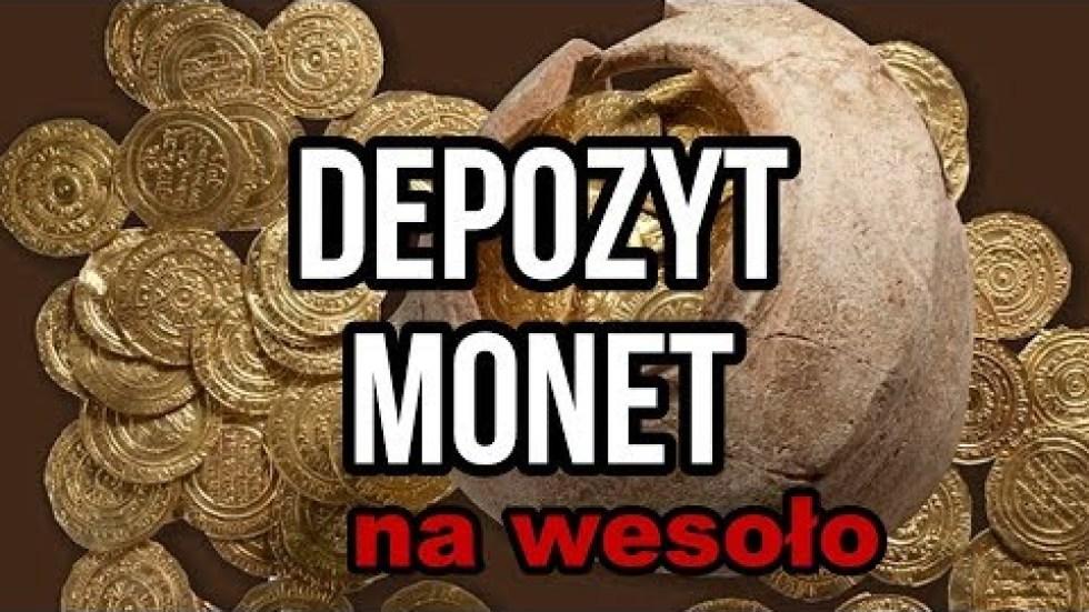 Depozyt Monet na wesoło