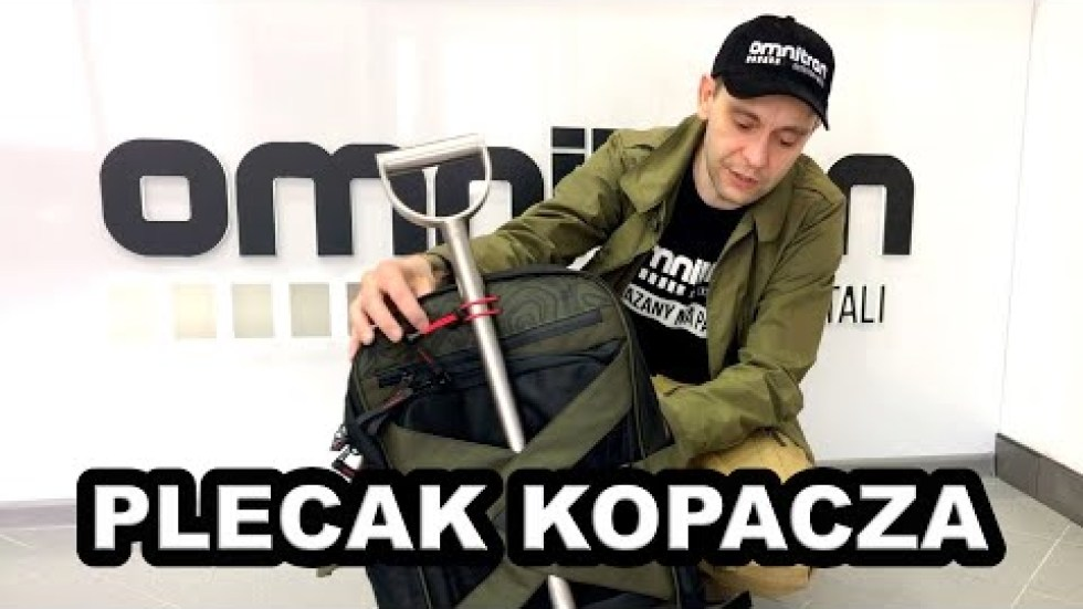 Plecak Kopacza