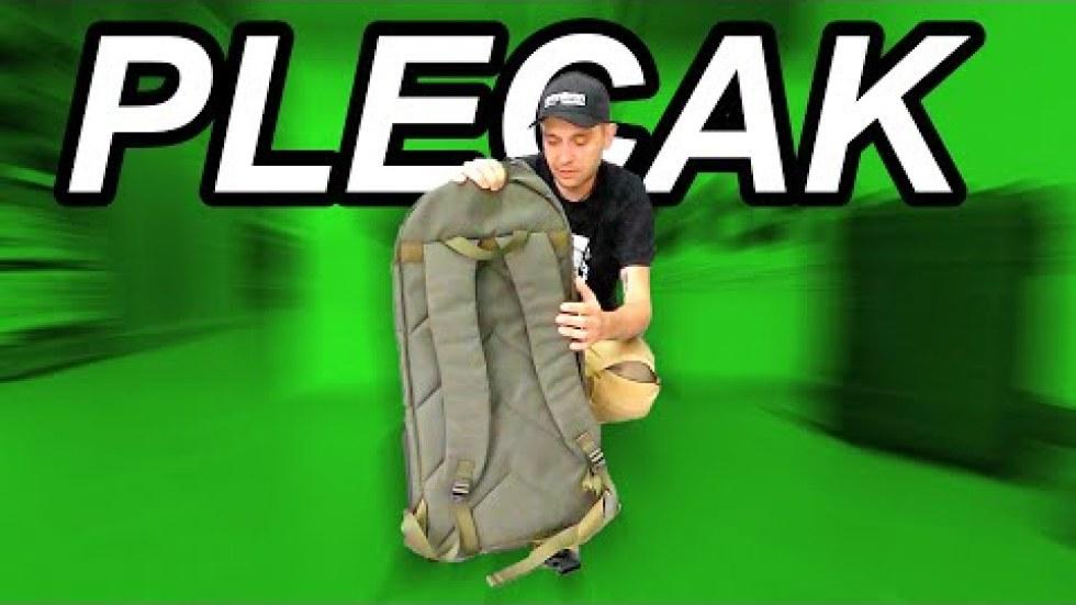 Uniwersalny plecak