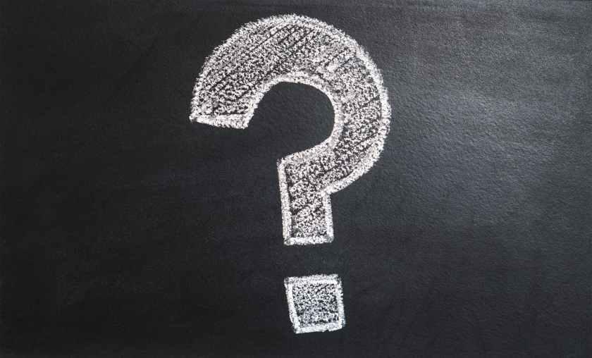 ask blackboard chalk board chalkboard