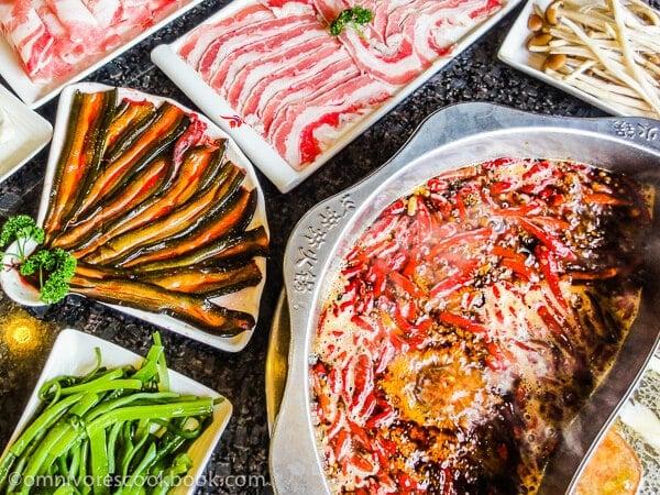 Hot Pot in Chongqing | omnivorescookbook.com