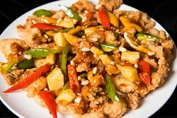 Sweet and Sour Fish Cooking Process | omnivorescookbook.com