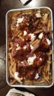 Texas Poutine at Hoodoo Brown BBQ in Ridgefield, CT